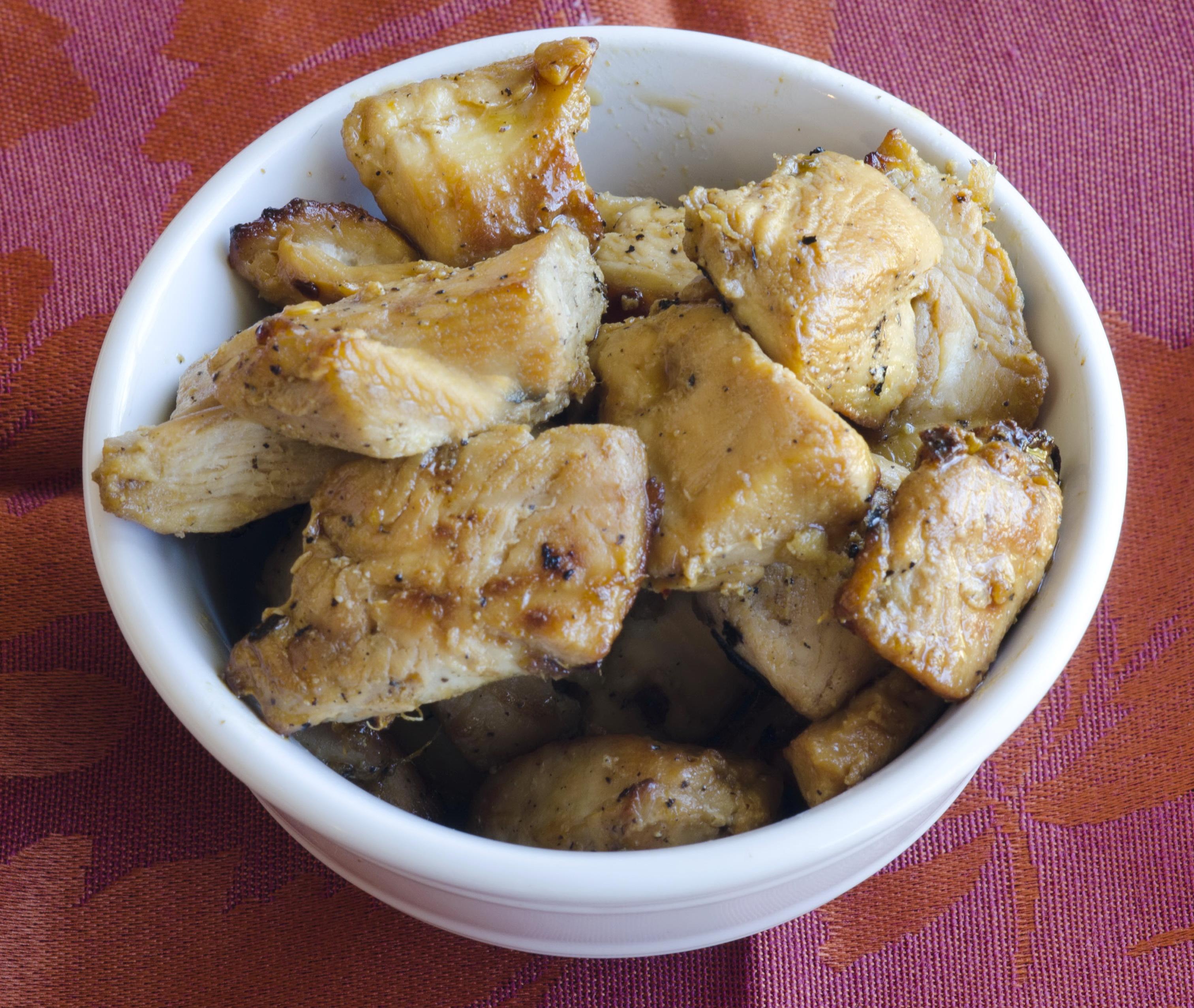 Delicious Asian Chicken