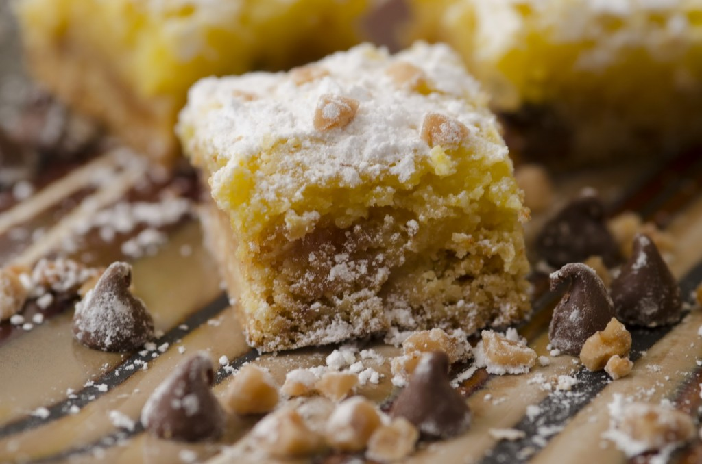 Chocolate Chip Butter Bites