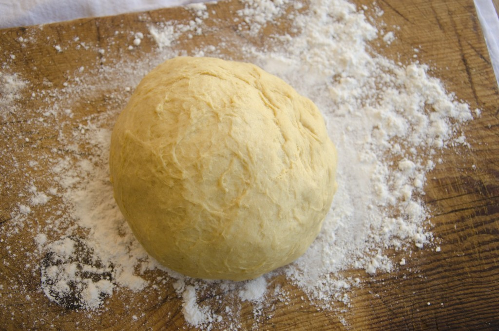 Dough is ready