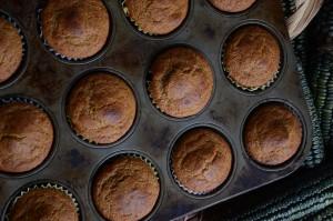 Heirloom Oaxacan Corn Muffins