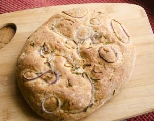 Whole Grain Bread Machine Focaccia