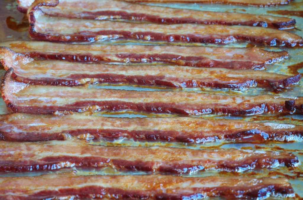 Make bacon in the oven, an easy way to cook it perfectly.
