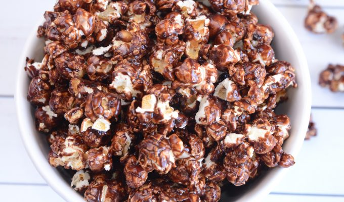 Baked Cocoa Kettle Corn